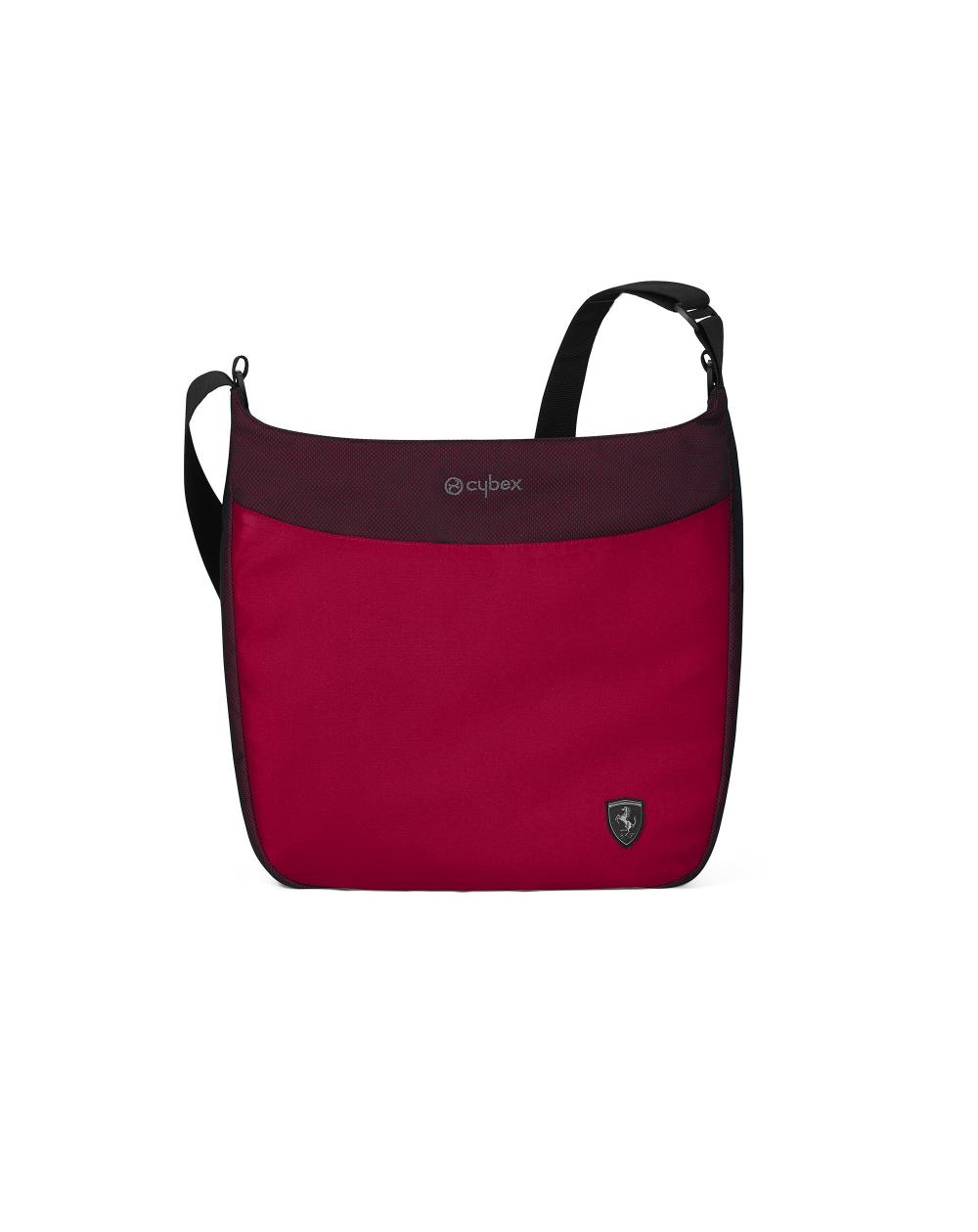Bolso cambiador Racing Red